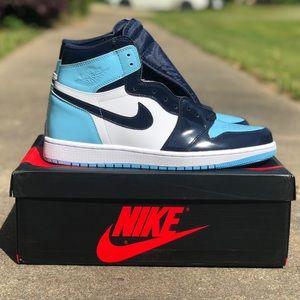 Jordan 1 Blue tint